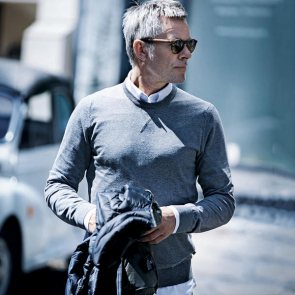 Lowell Knitted Jumper