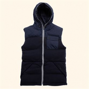 Stockport - Two Tone Gilet