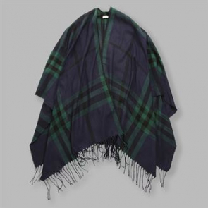 Clark - Women's Cape With Tassels