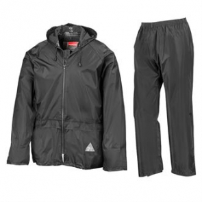 Heavyweight Waterproof Jacket/Trouser Suit