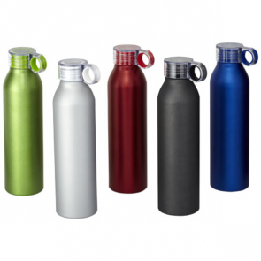 Grom Aluminium Sports Bottle