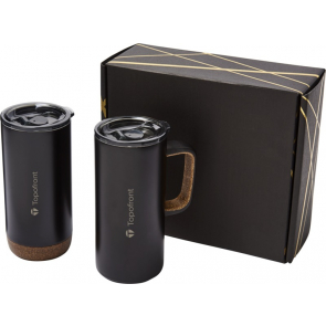 Valhalla Mug & Tumbler Copper Vacuum Insulated Gift Set