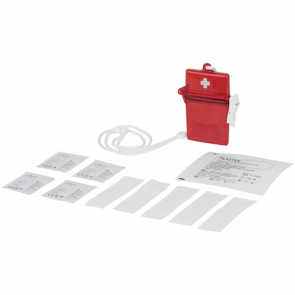 10-Piece First Aid Kit