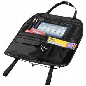 Back Seat Organiser With Tablet Compartment
