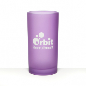 ColourCoat High Ball Branded Glass