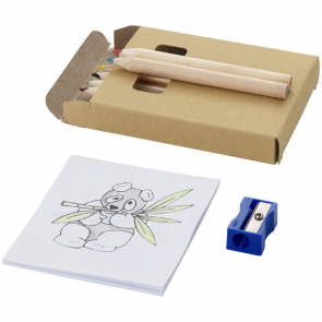 8-Piece Colouring Set