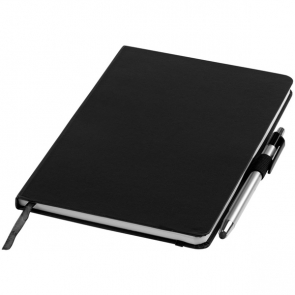 Crown A5 Notebook And Stylus Ballpoint Pen