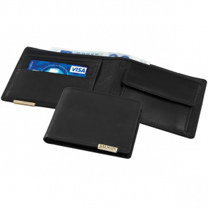 Wallet With Coin Compartment