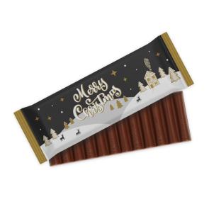 Winter Collection 2020 – 12 Baton - Chocolate Bar