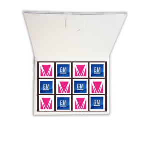 12 Brownie/Millionaire Mix Box