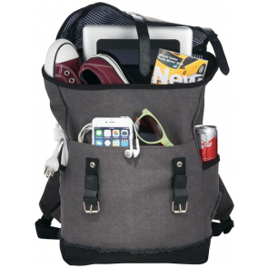 Hudson 15.6'' Laptop Backpack