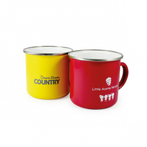 Enamel ColourCoat Mug