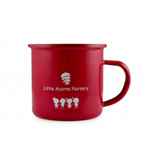 AntiBug® Enamel ColourCoat Mug