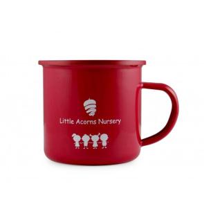 AntiBug® Enamel ColourCoat Mug