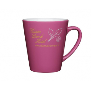 AntiBug® Latte ColourCoat Mug