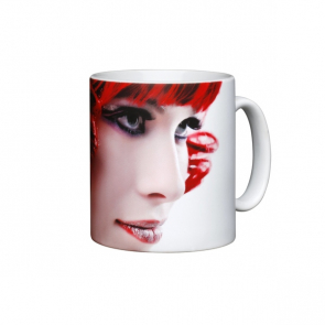 SatinSub® Durham Photo Mug