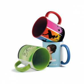 Duraglaze Two Tone Promo Photo Mug