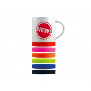 AntiBug® Colourcoat Silicon Base Mug