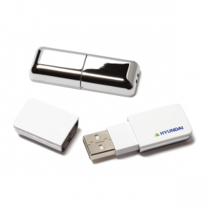 Chrome USB FlashDrive