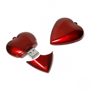 Heart USB FlashDrive