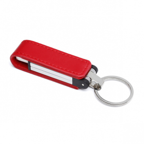 Leather Flip USB FlashDrive