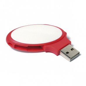 Oval Twister USB FlashDrive