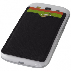 Dual Pocket RFID Phone Wallet