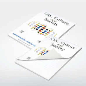 Recycled Conference Notepads A5