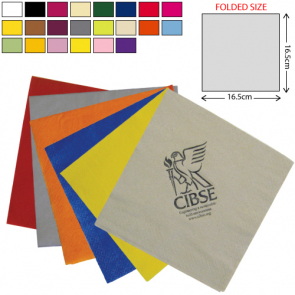 Coloured Lunch Napkin 3Ply