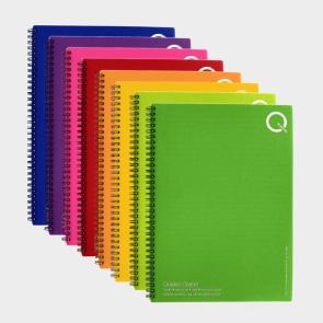 Recycled Polypropylene Notebook