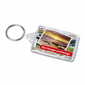 Acrylic Ideal Keyfob
