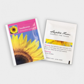Standard Seed Packet - Flower Set
