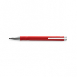 Lamy Logo M Plastic Ballpoint Pen With Metal Clip And Tip