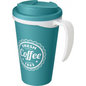 Americano Grande 350ml Mug with Spill-Proof Lid