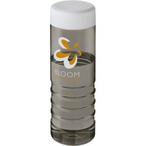 H2O Treble 750ml Screw Cap Water Bottle