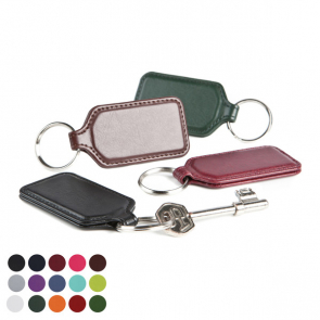 Belluno Rectangular Key Fob