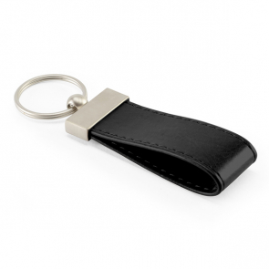 Large Loop Key Fob with a Swivel Split Ring