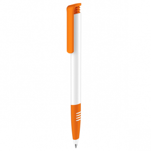 Senator Super Hit Polished With Soft Grip Plastic Ballpen And Xtreme Branding