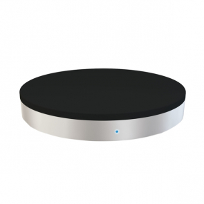 ZENS USB Single Wireless Charger Round
