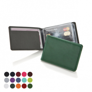 Deluxe Credit Card Case