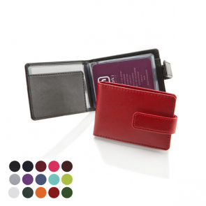 Deluxe Credit Card Case with a Strap