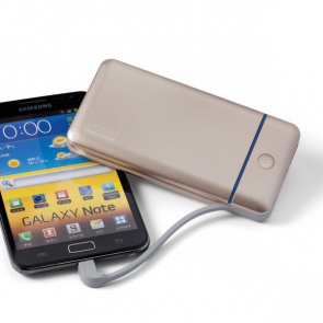 Portable Charger PRO plus - 10200 mAh