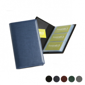 Hampton Leather Business Card Case
