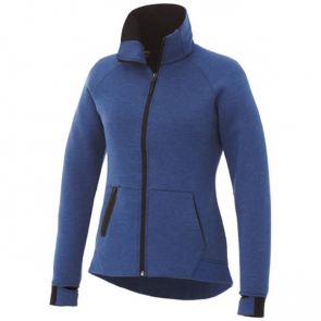 Notch Knit Ladies Jacket