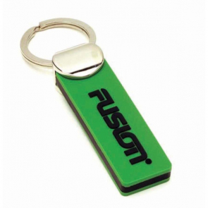 3 Layer PVC Keyrings