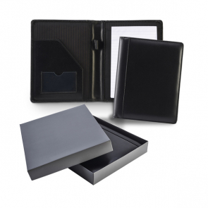 Ascot Leather Conference Folder