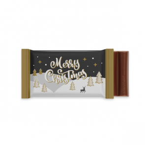 Winter Collection 2020 – 6 Baton - Chocolate Bar
