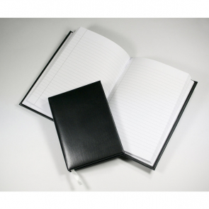 Malvern Genuine Leather Notebook