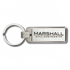 Elite Rectangular Keyring
