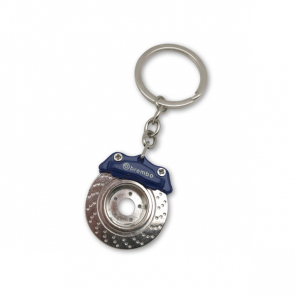 Brake Disc Keyring